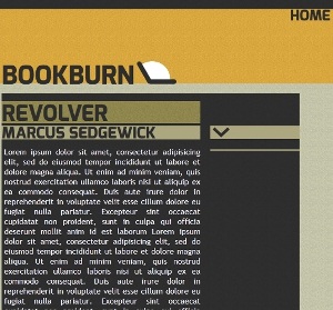 Cutting edge website design for booksellers